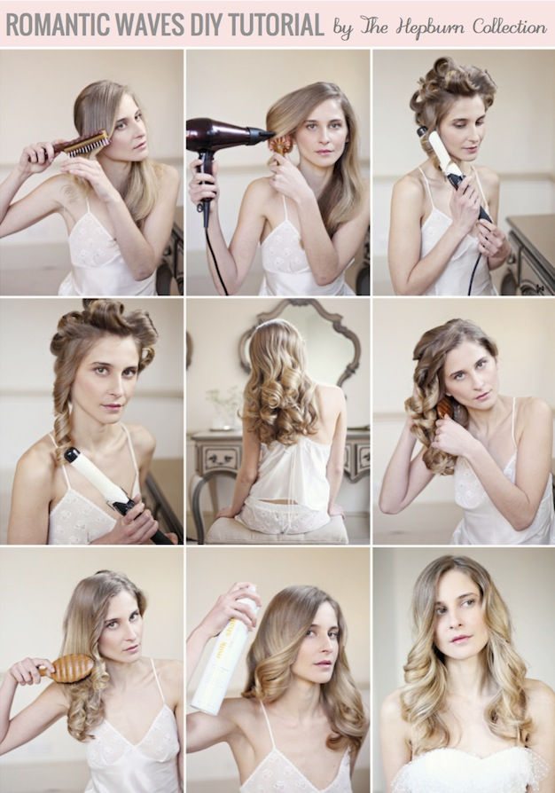 Romantic-Waves-DIY-Tutorial-by-The-Hepburn-Collection